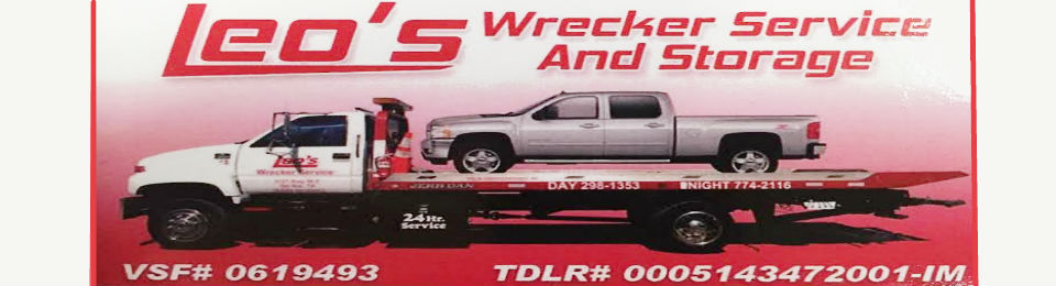 Leo's Wrecker Service and Storage
